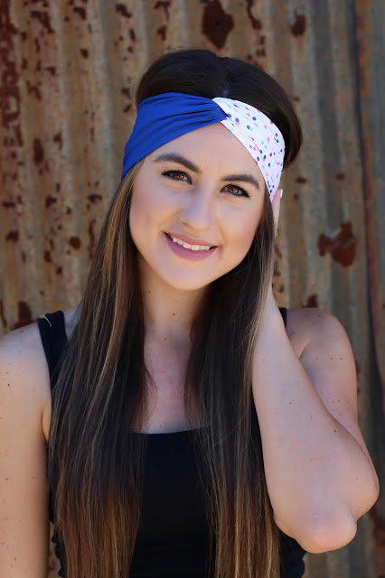 headbands fashionista fitness