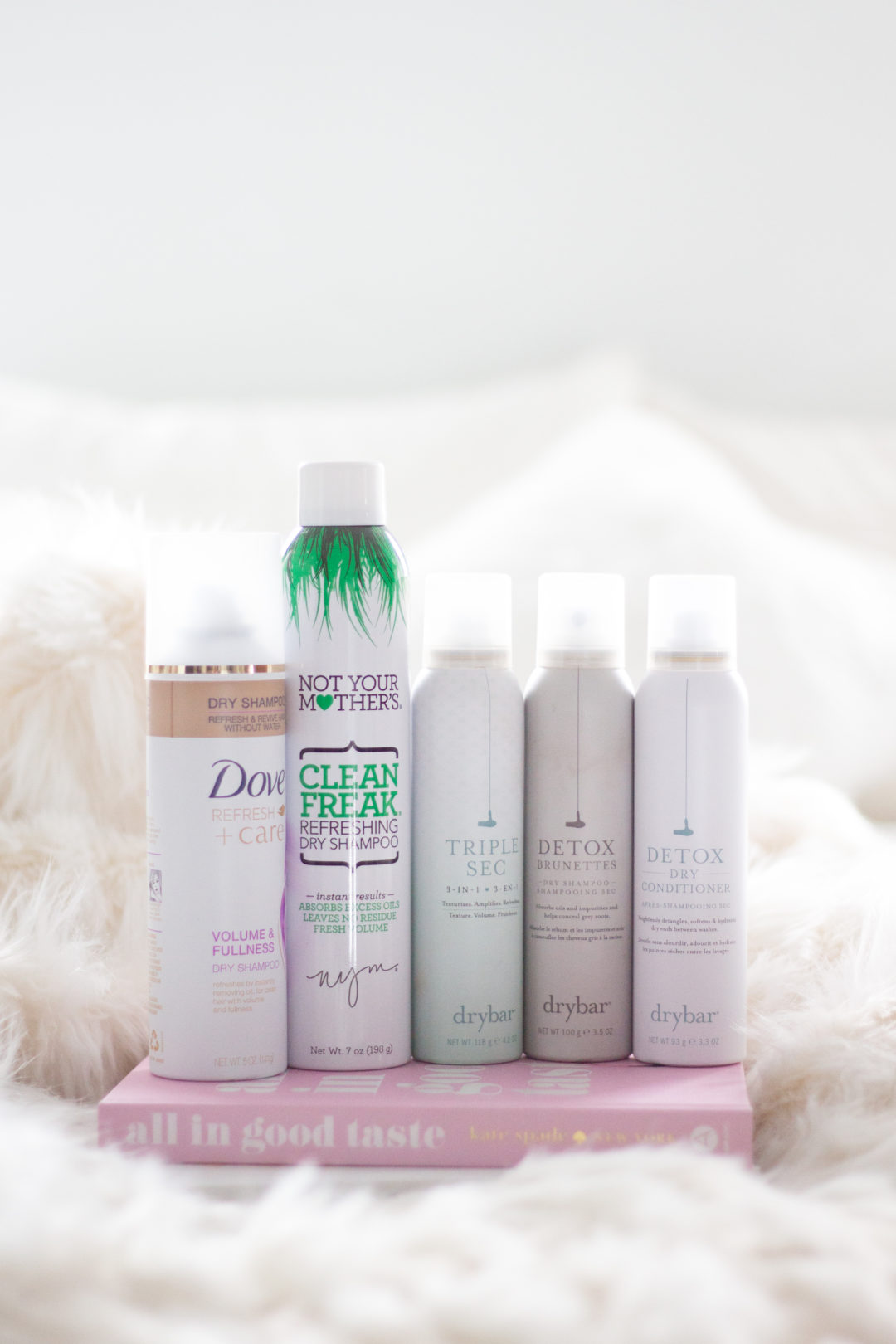 Dry Shampoo 101: you need to be using this no matter your hair type.