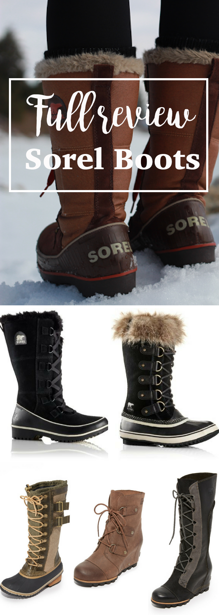 I have two pairs of Sorel Boots and I DON'T live in the snow. I have had them for more than 2 years. I am sharing IF they are worth their money if you don't live in the snow.