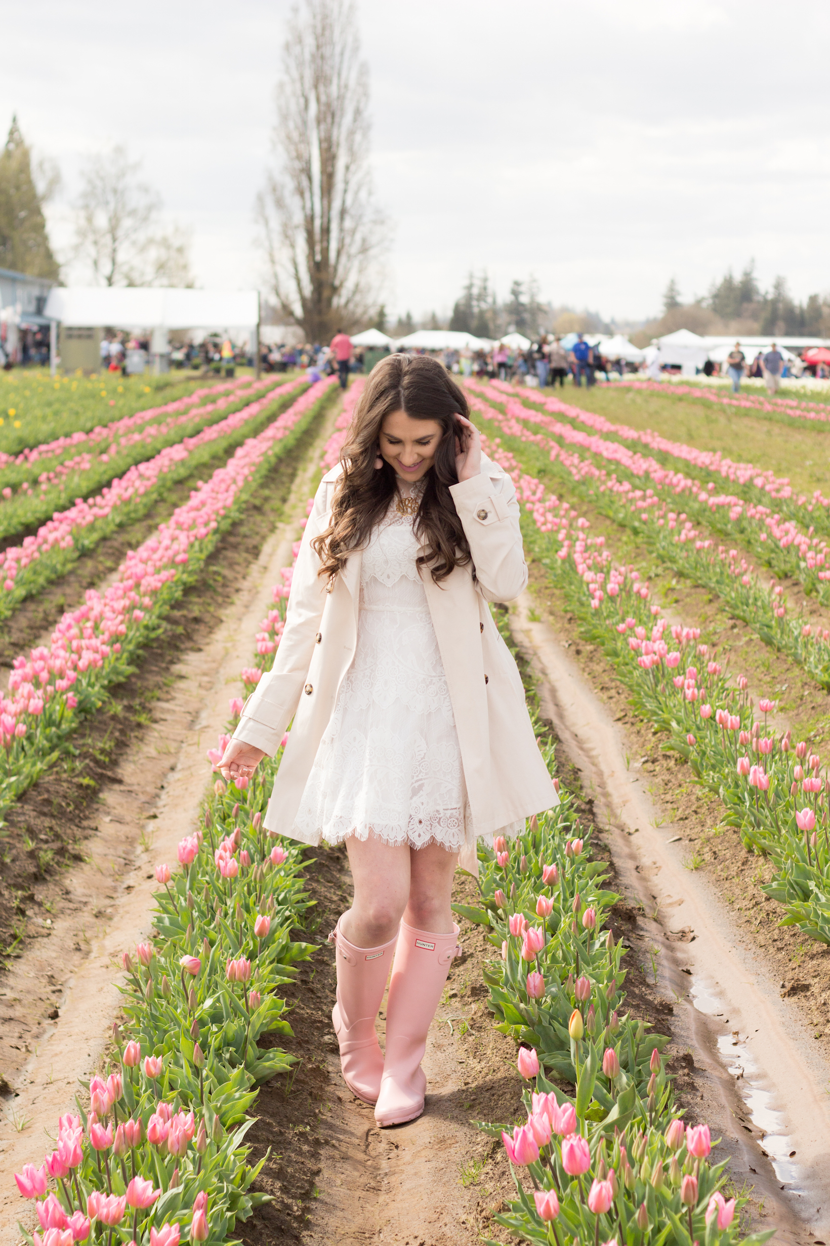 Easter and Spring Dress Idea | Part Three | Lace by Portland fashion blogger Topknots and Pearls