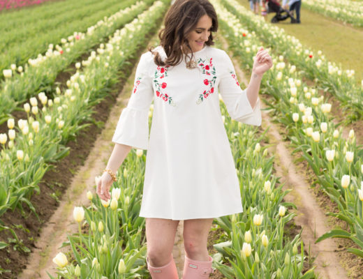 Spring and Easter Dress idea for under $25!