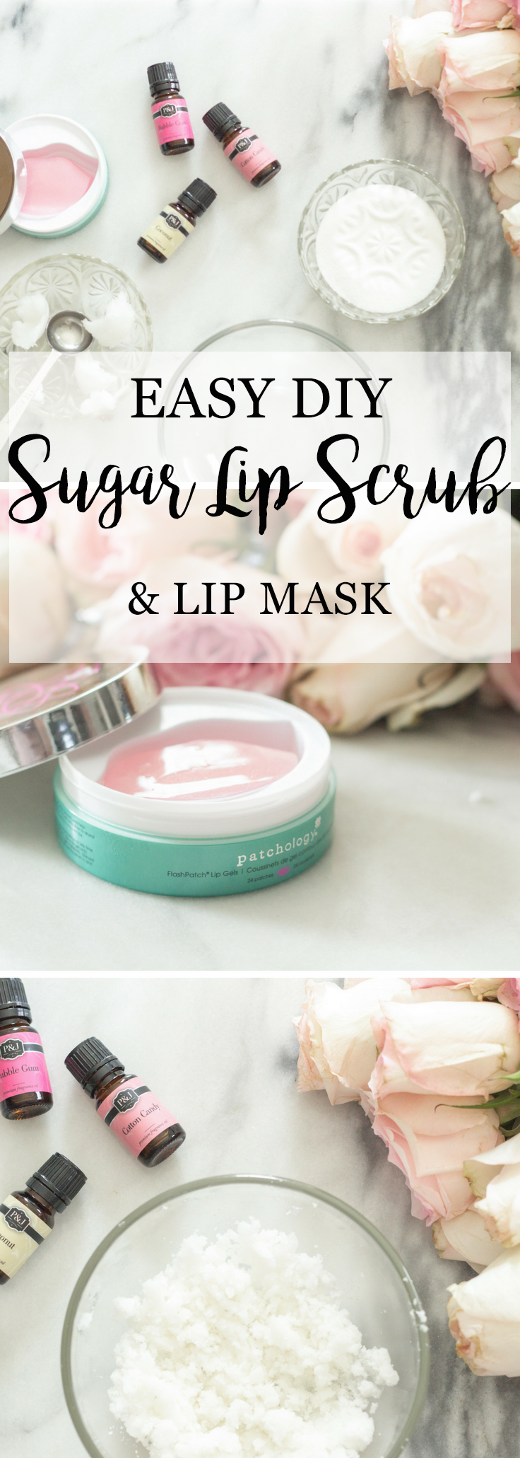 The best DIY lip scrub for the perfect pout.