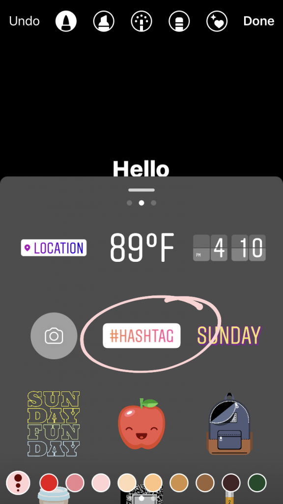 15 secret hacks to make your Instagram stories stand out!