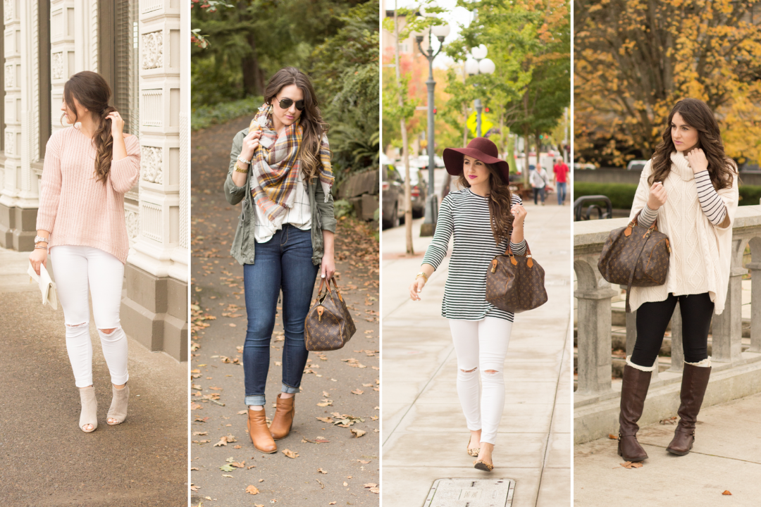 7 outfits to recreate for fall style.